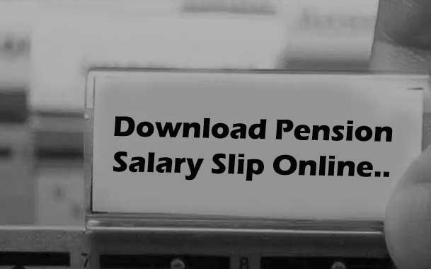 How to Download Pension Salary Slip in SBI Internet Banking