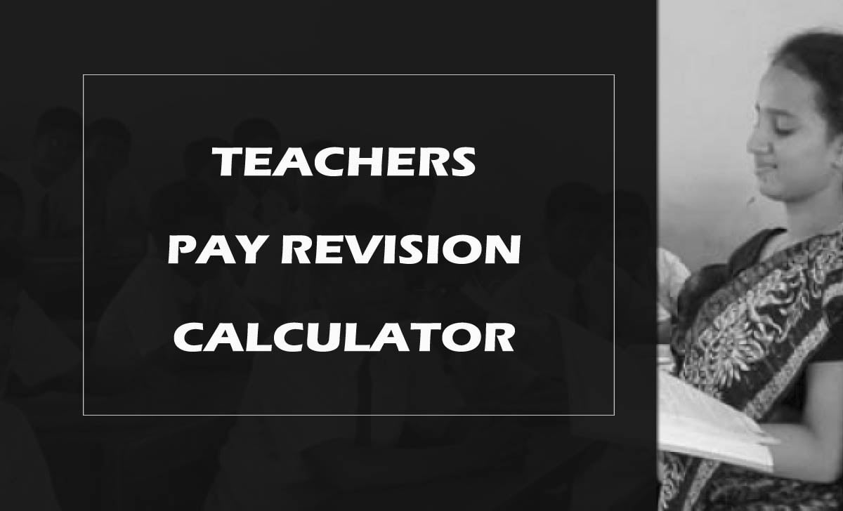 AP (Andhra Pradesh) Teachers PRC Calculator 2019