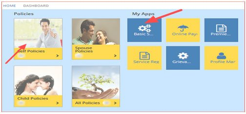 Check LIC Policy Status Online at ebiz.licindia.in Login