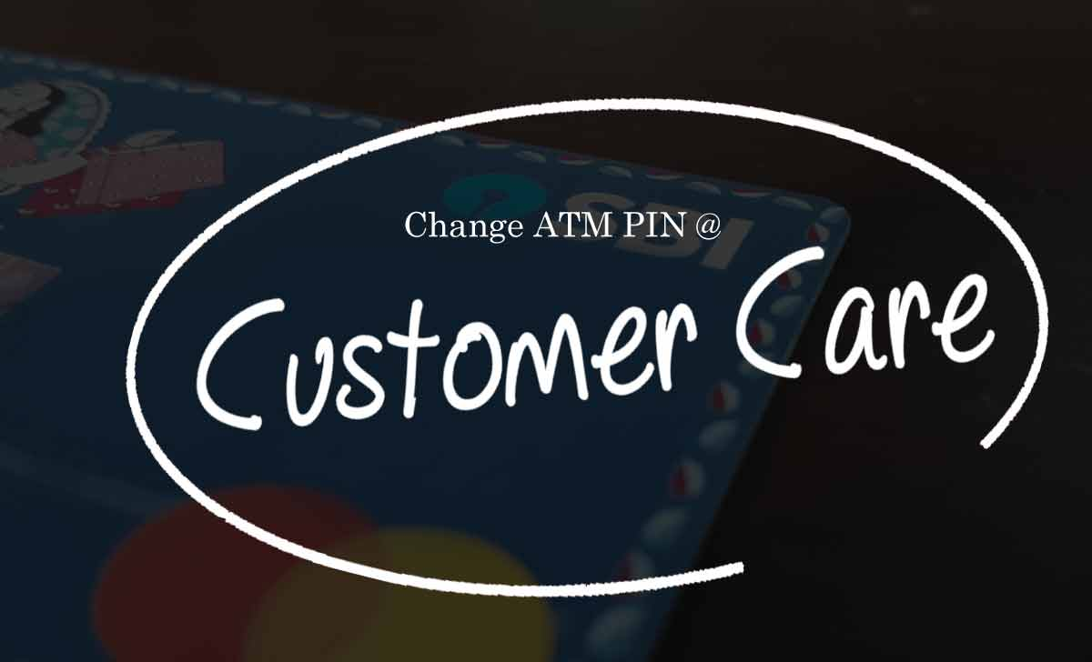 Change SBI ATM PIN at State Bank Customer Care Number