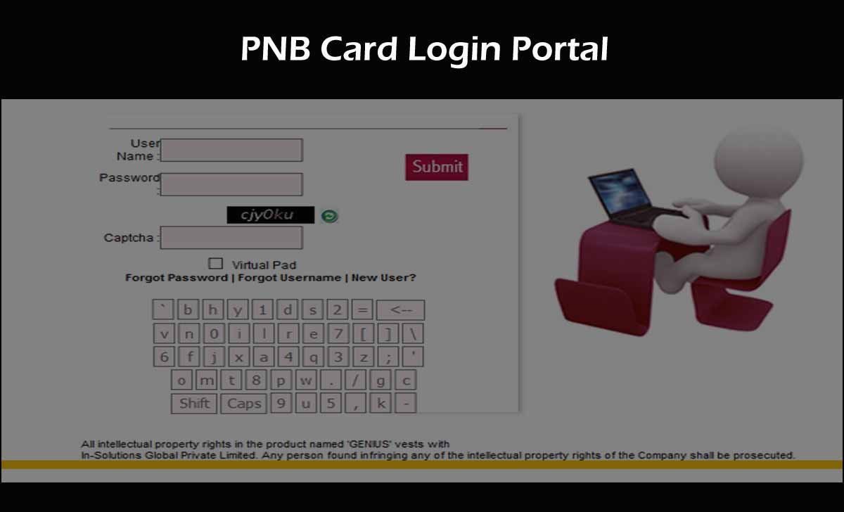 PNB Credit Card Login Portal