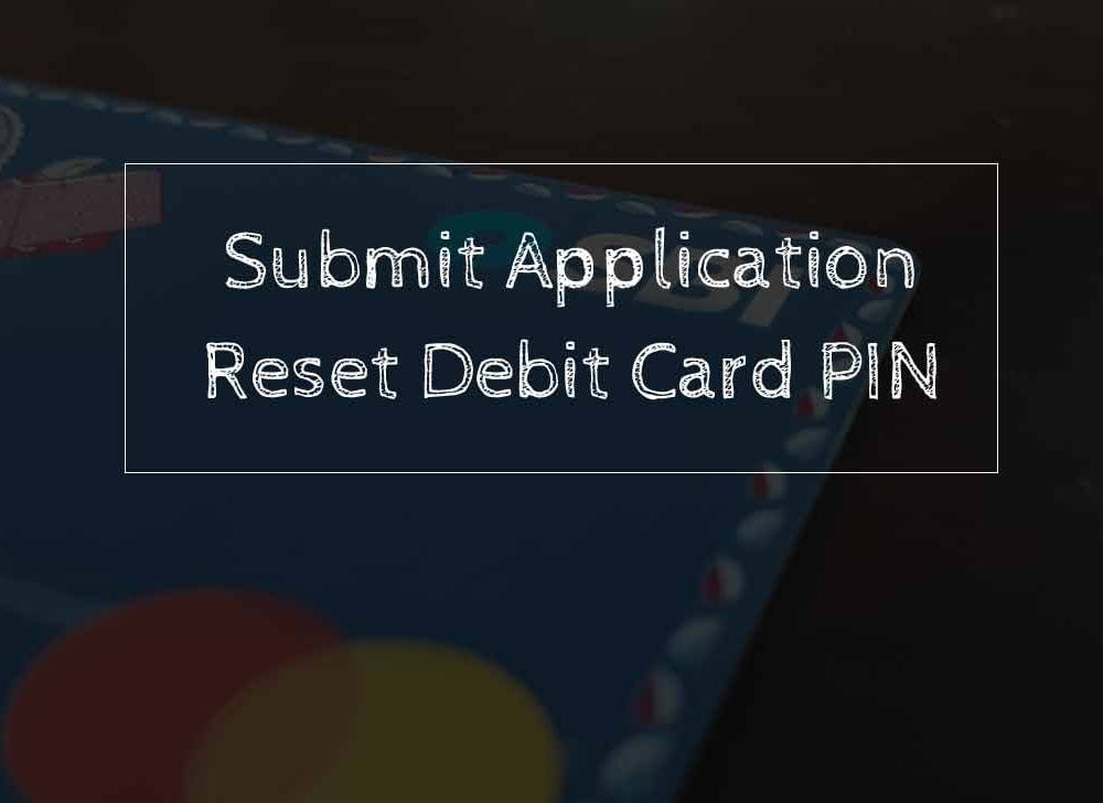 Can I Reset ATM PIN in SBI Branch with New Process
