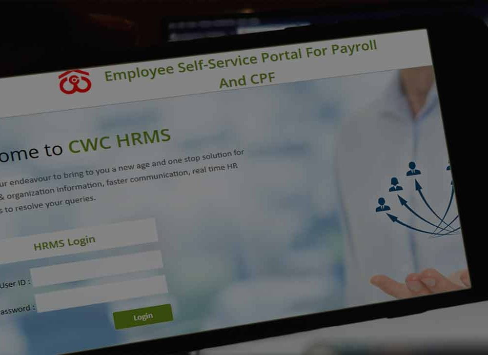 CWC Salary Slip at Central Warehousing Corporation ESS Portal