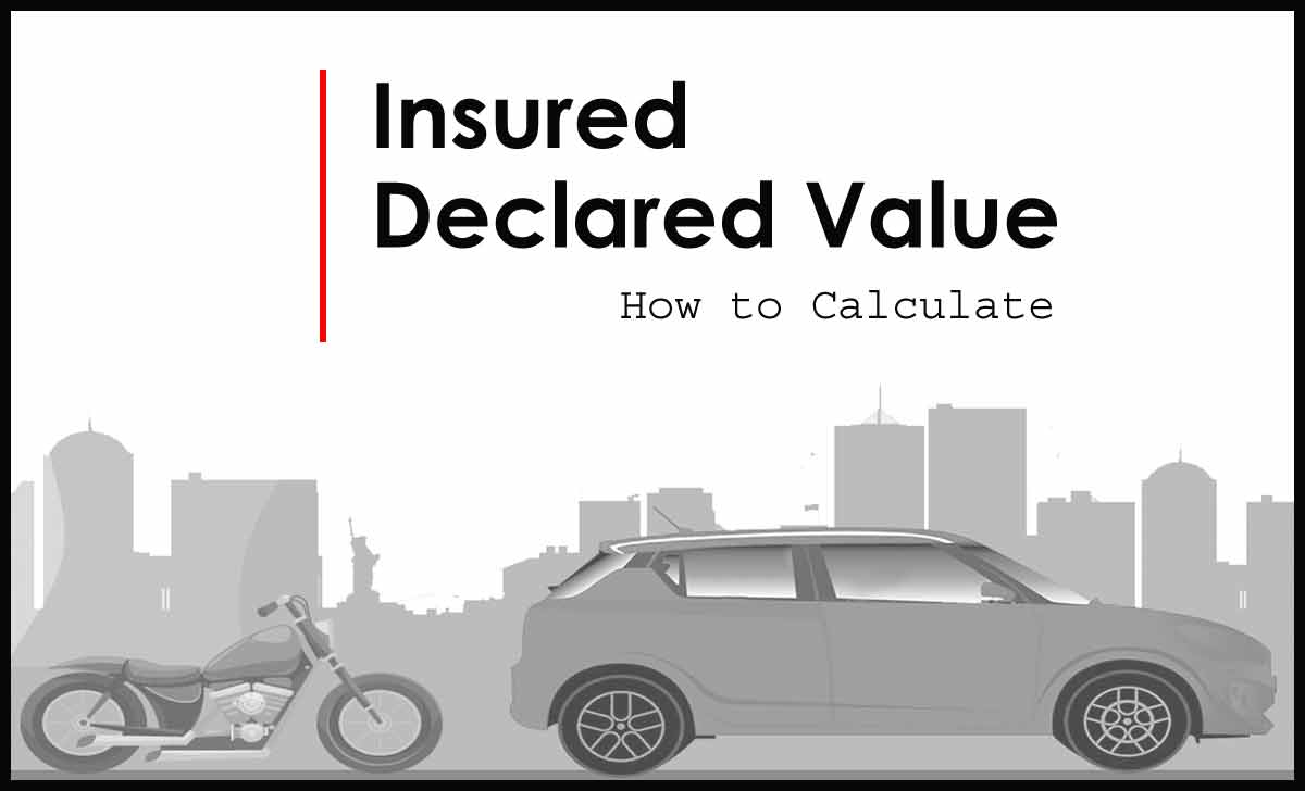 What is IDV in Insurance