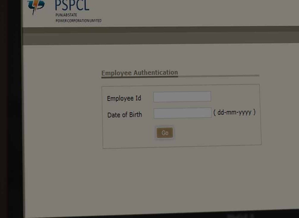 PSPCL Login Account Registration – New User Authentication