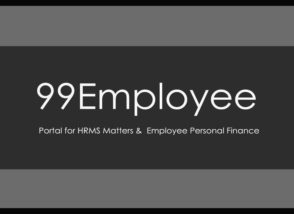 Portal for Employee HRMS & Employee Personal Finance