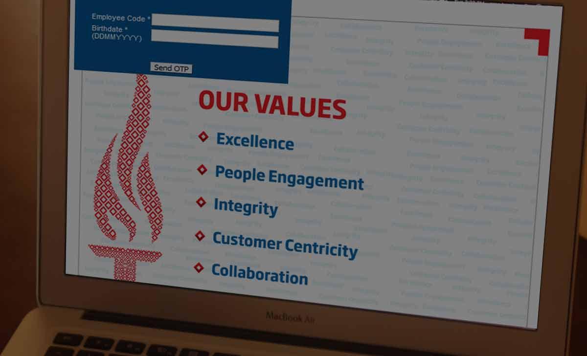 HDFC Life ESS Portal