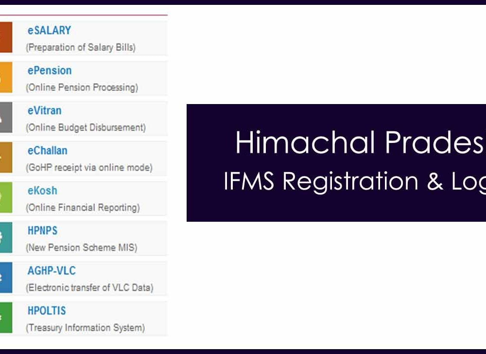 Himkosh IFMS Portal Login for Himachal Pradesh Employee