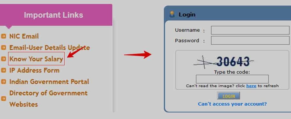 Chandigarh Sevaarth Portal Employee Login & Registration