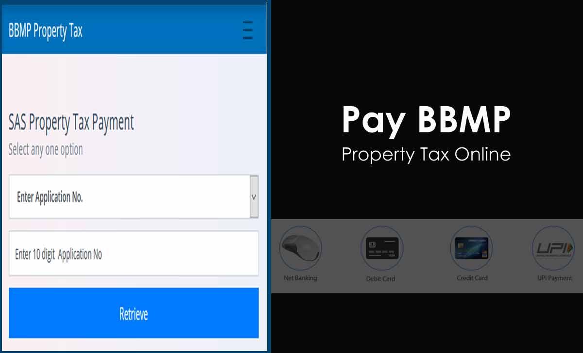 BBMP Property Tax Payment Online at BBMP Tax Portal