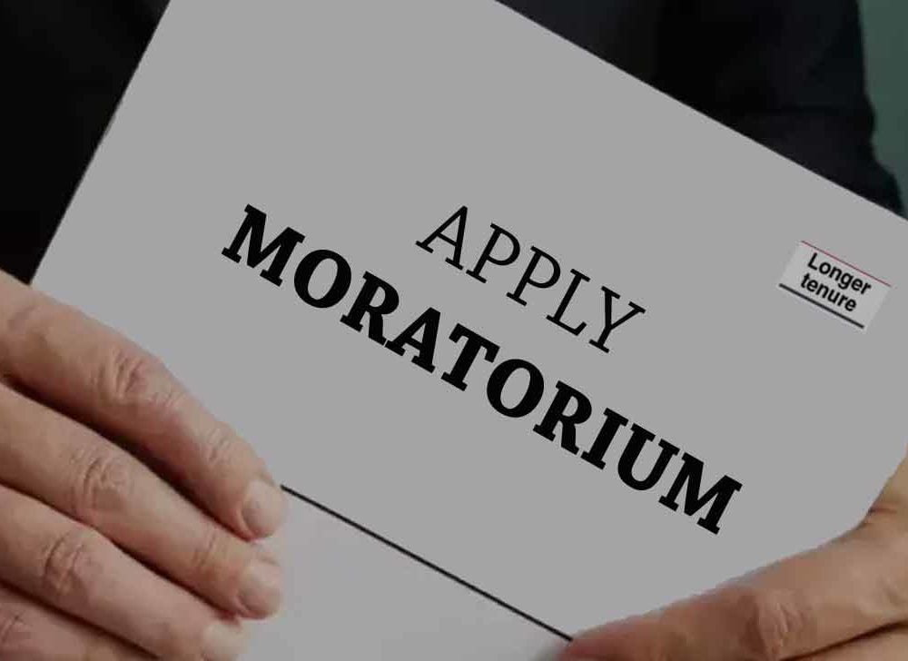 Apply Moratorium for Loan or Credit Card in Online or Offline