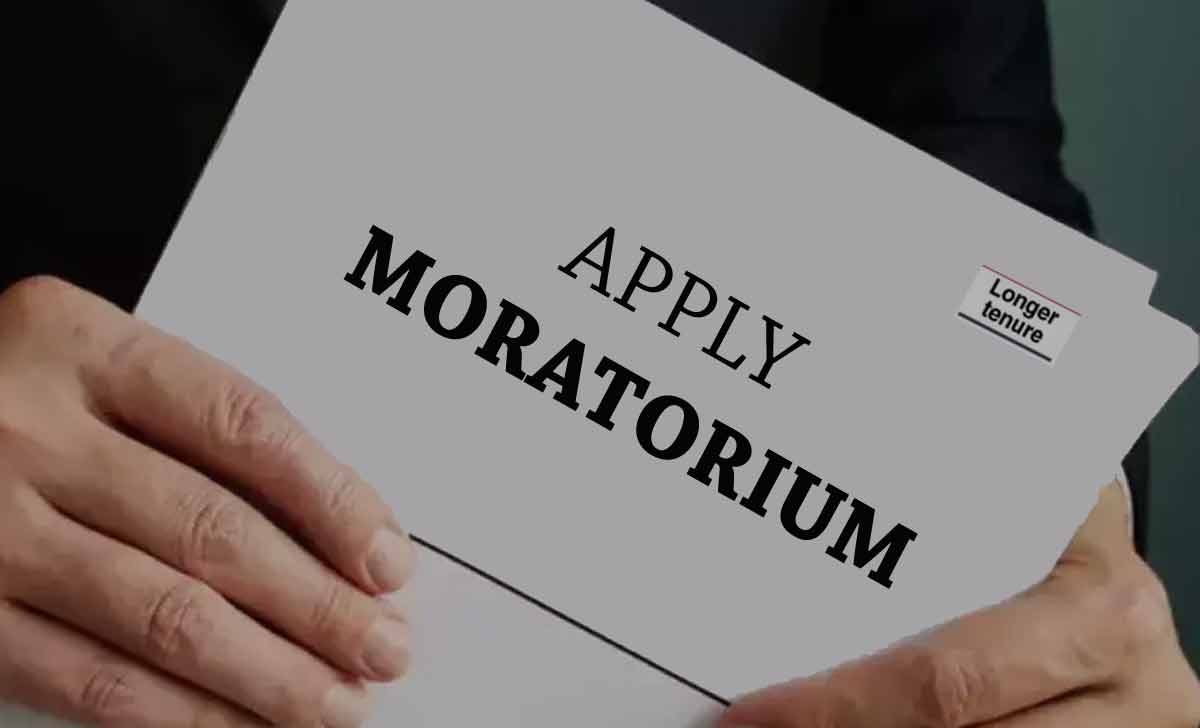Apply Moratorium Online or Offline