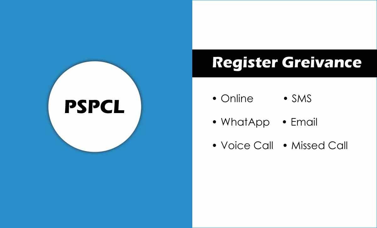 PSPCL Complaint