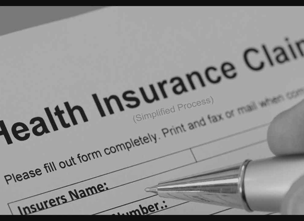 Claim Health Insurance with New Process, Check Claim Types