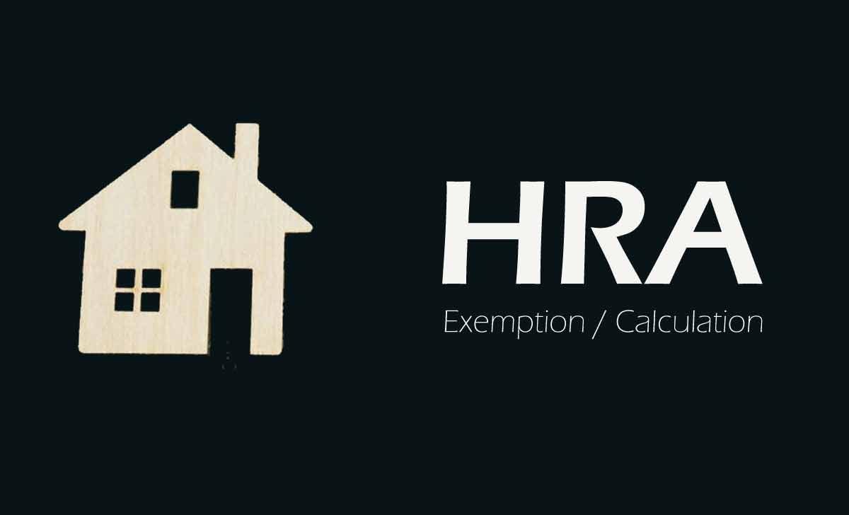 HRA House Rent Allowance