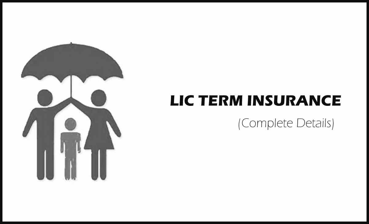 LIC Term Insurance