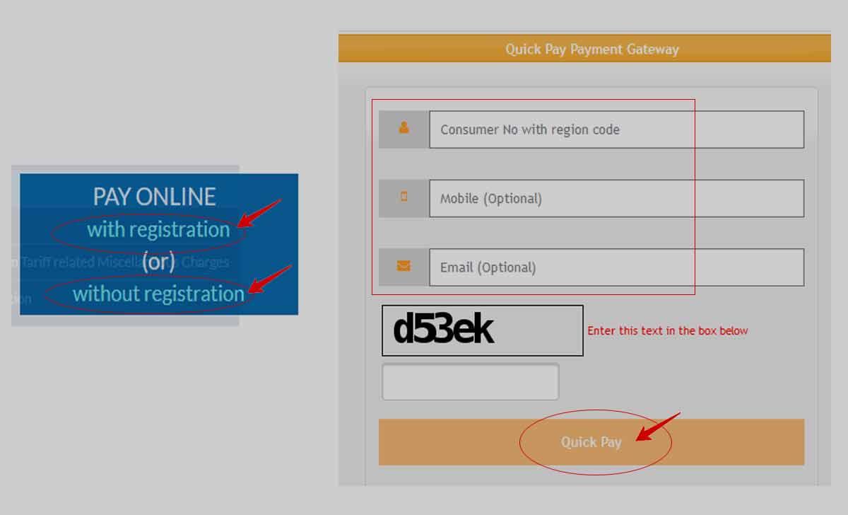 TNEB Online Payment