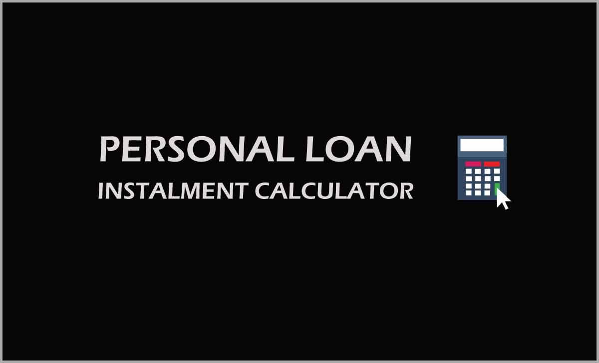 Personal Loan EMI Calculator