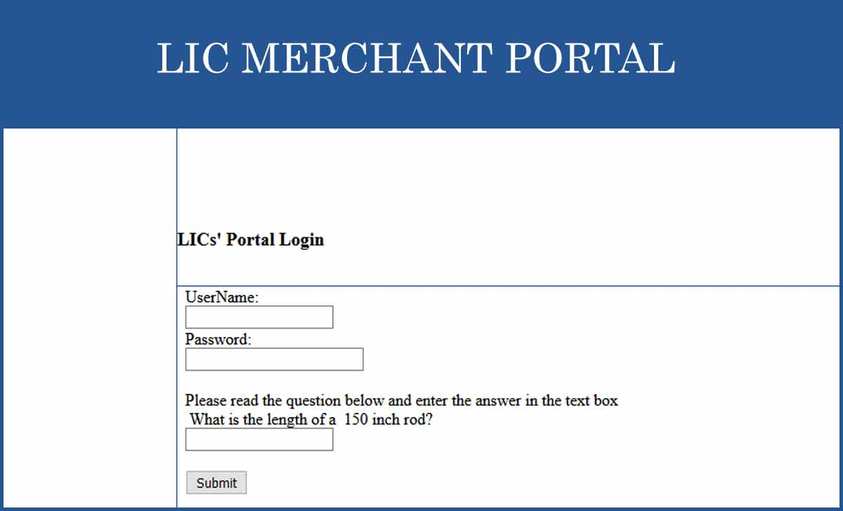 LIC Merchant