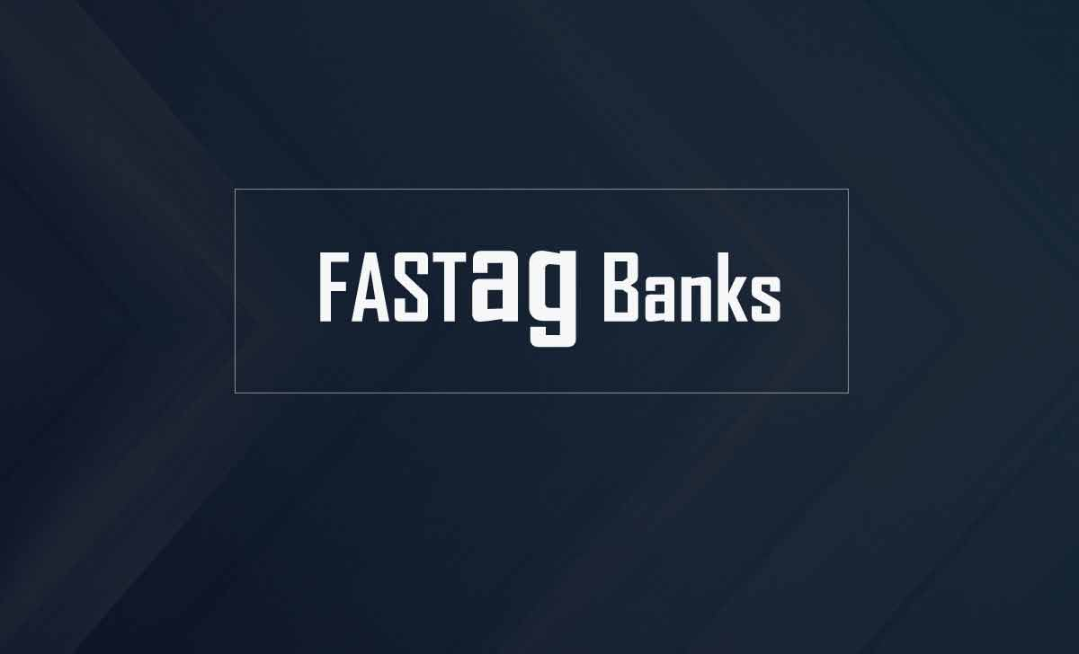 Fastag Banks List
