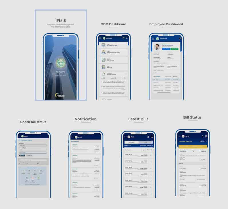 IFMIS Telangana Android App