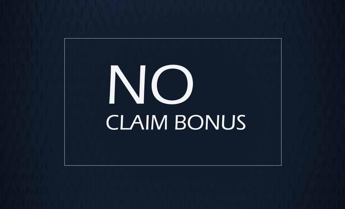 No Claim Bonus - NCB in Insurance