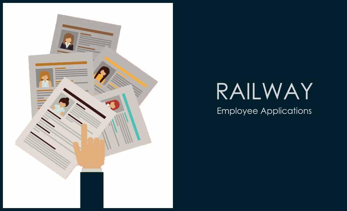 Railway Employee Application