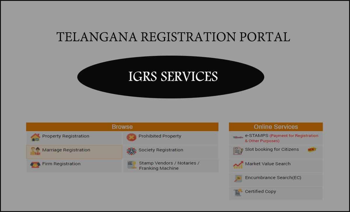 IGRS Telangana