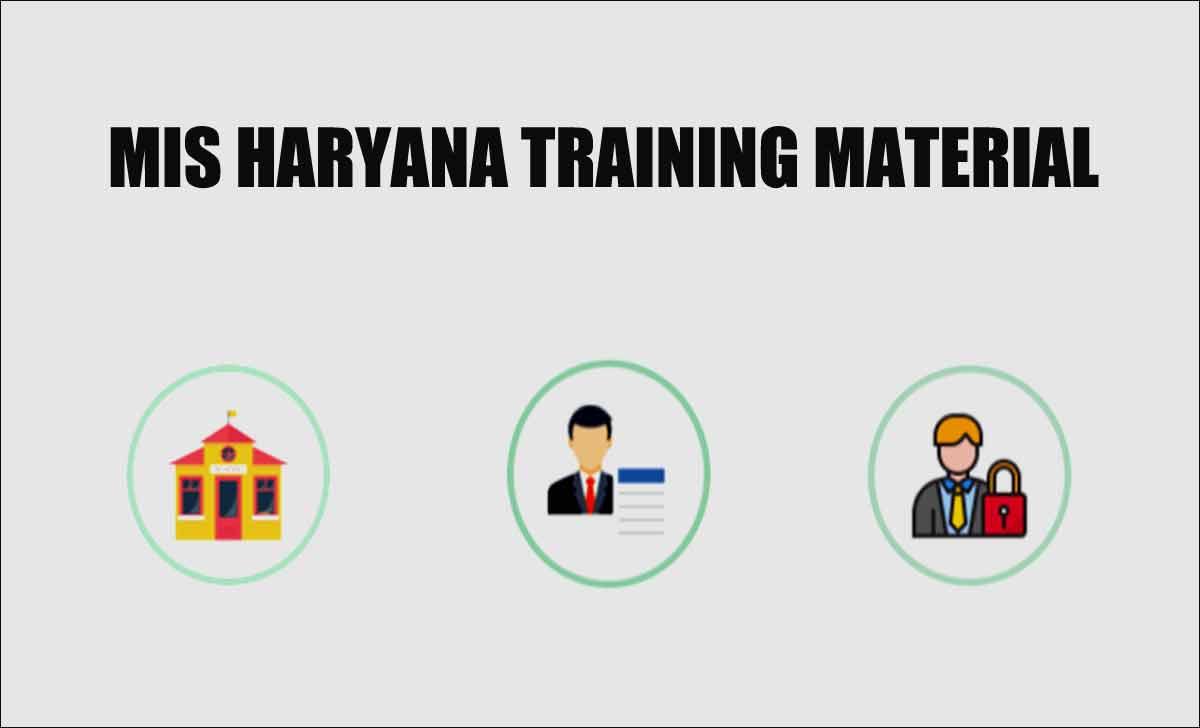 MIS Training Material