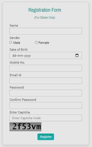 Telangana Registration
