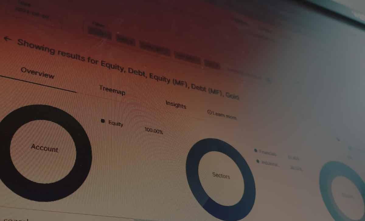Zerodha Kite Stock Holding Report